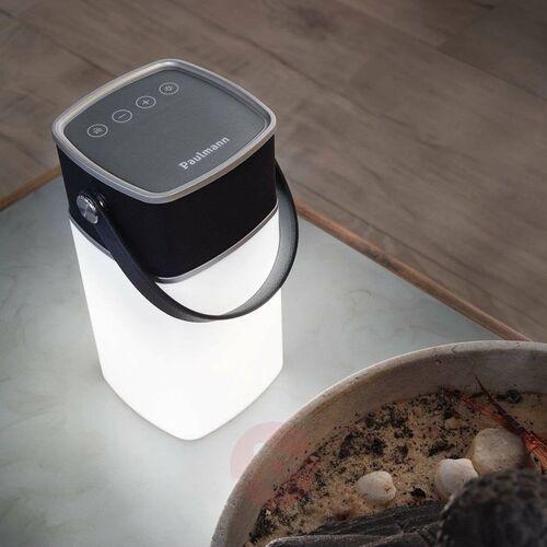 Paulmann Clutch lampa stołowa, Bluetooth, Sound (4000870942116)