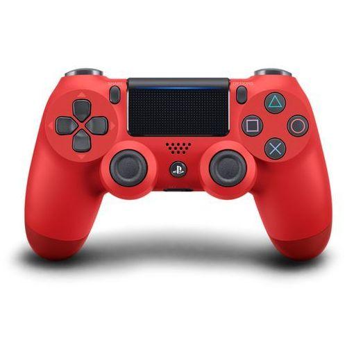 Sony  gamepad ps4 dualshock 4 czerwony v2