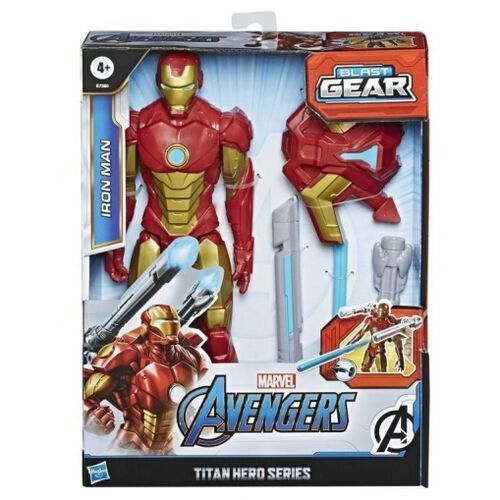 Avengers figurka titan hero innovation cap e7374