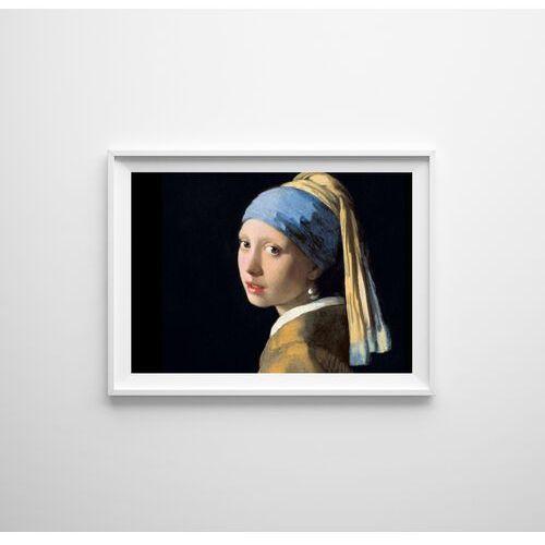 Plakat do pokoju Plakat do pokoju Dziewczyna z perłą Johannes Vermeer