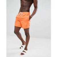 traveller swim shorts player logo in bright orange - orange marki Polo ralph lauren