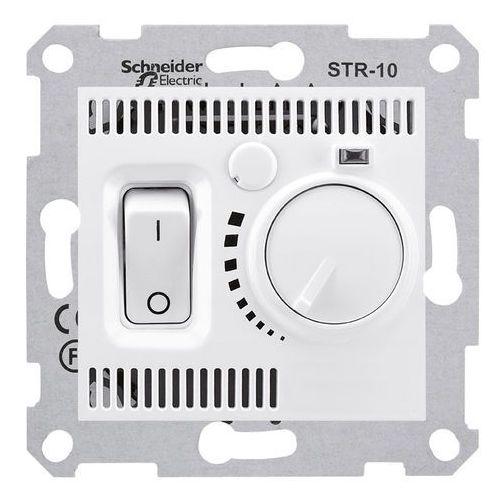SEDNA Regulator temperatury Schneider 250V 10A 5-30°C IP20 biały SDN6000121, SDN6000121