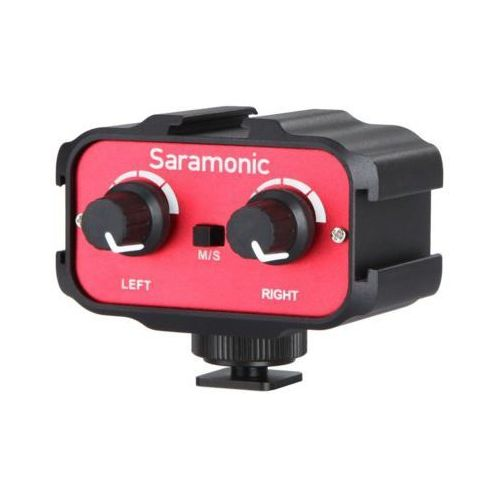 Adapter sr-ax100 marki Saramonic