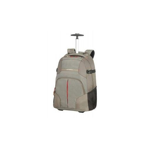 "plecak na kołach 55 cm kolekcja rewind model laptop backpack/wh materiał polyester miejsce na laptopa 16"" i tableta 10,1"" marki Samsonite"