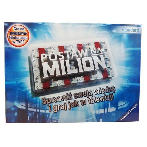 Postaw na milion Standard - Ravensburger (4005556266258)