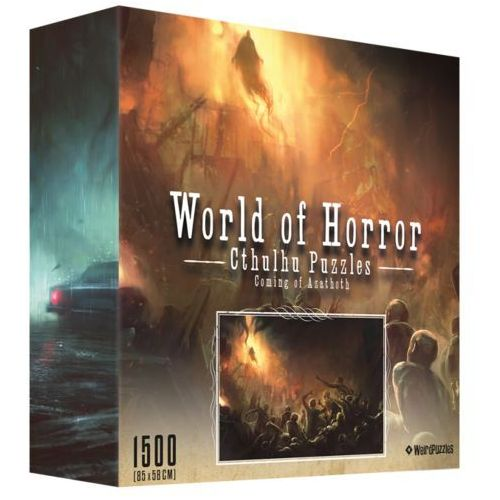 Cdp.pl software Puzzle world of horror - cthulhu - coming of azathoth - cdp (5907610753904)
