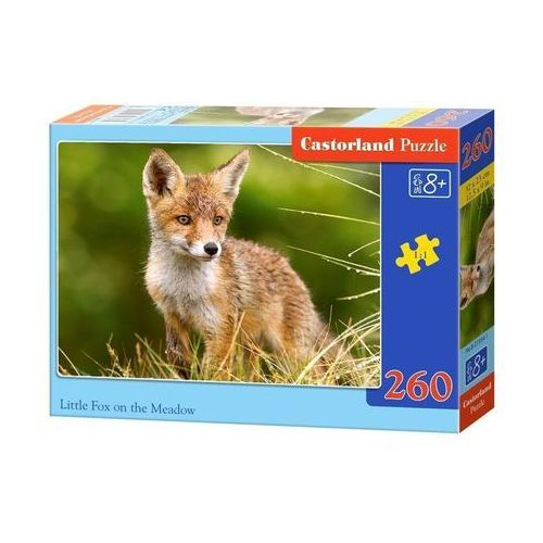 Puzzle 260 el.B-27354-1 Little Fox on the Meadow