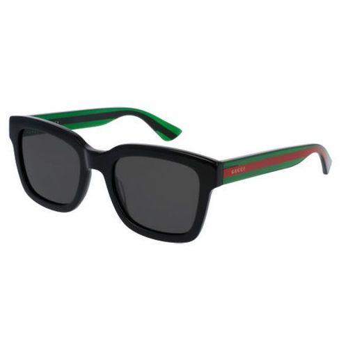 Gucci Okulary słoneczne gg0001s polarized 006