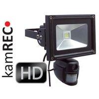 Kamera zewnętrzna z czujnikiem ruchu led 10W, produkt marki Kamrec