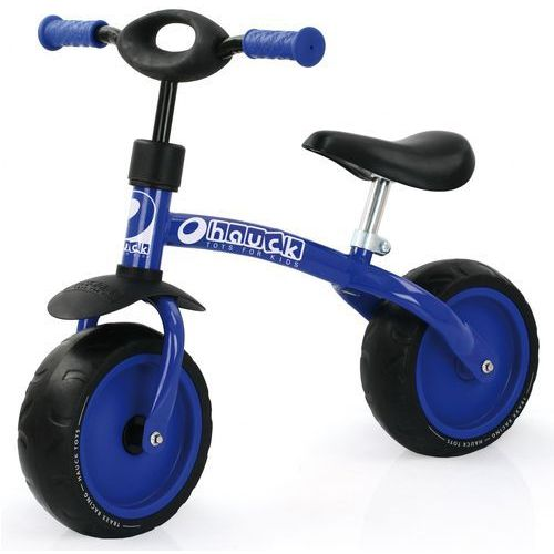 Hauck Rowerek biegowy Super R10 - niebieski, 1_550376