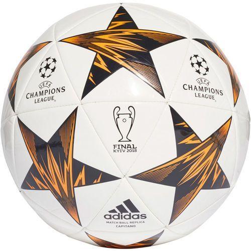 Piłka nożna - adidas Finale Kiev Capitano - CF1199 (r. 5)