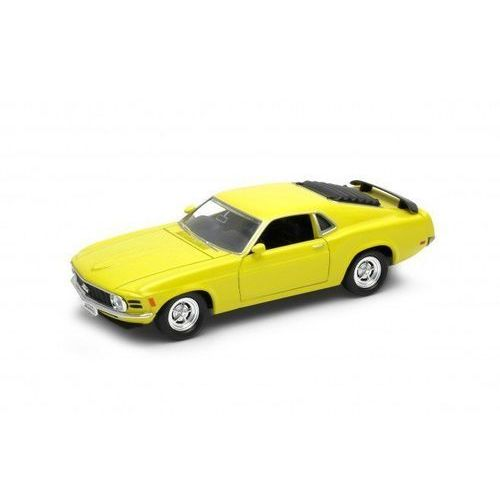 Ford 1970 Mustang Boss 302 1/34