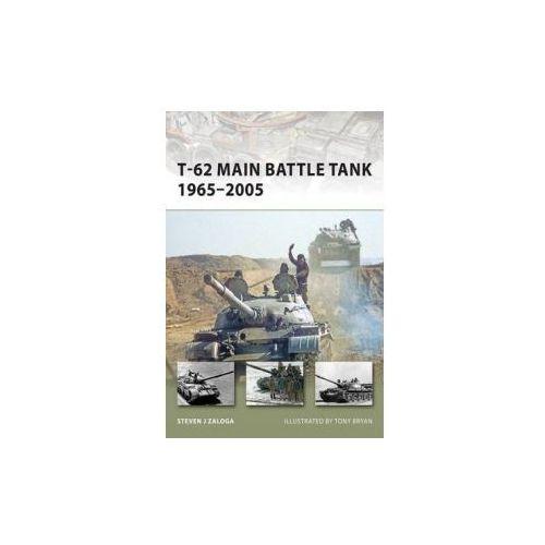 T-62 Main Battle Tank 1965-2005, Osprey Publishing