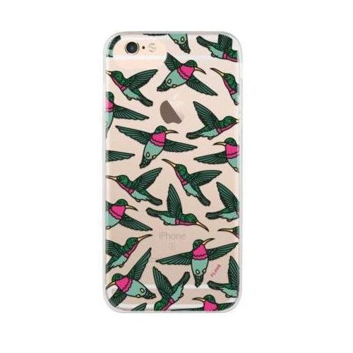 Etui FLAVR iPlate Hummingbirds iPhone 6/6S/7/8 Wielokolorowy (28368) (4029948059211)