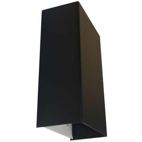 Zumaline kinkiet/lampa ścienna otan wl s czarny 20079-bk (2011006018331)