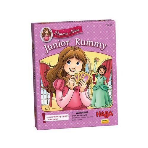 Gra karciana Remik Junior Haba - Księżniczka Mina HB302700