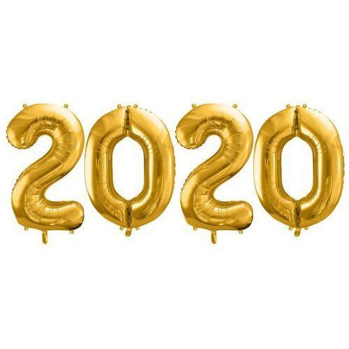 Party deco Balony foliowe 2020 - 86 cm