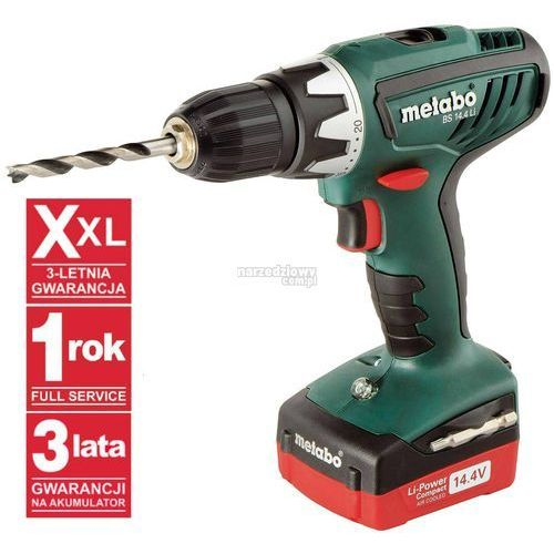 Metabo BS 14.4