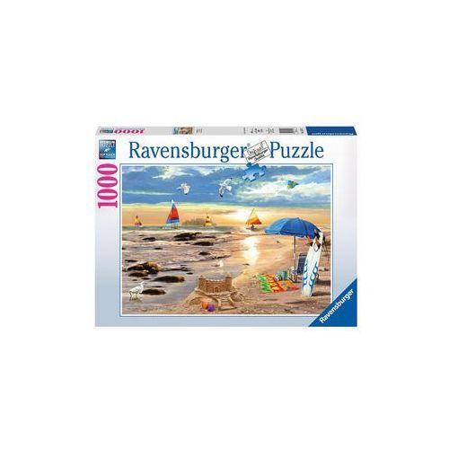 Ravensburger 1000 EL. Gotowi na lato, 467262