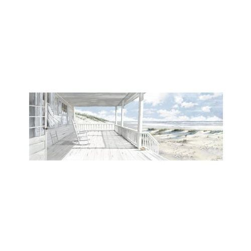 Deco panel house on the beach 95 x 30 cm marki Styler