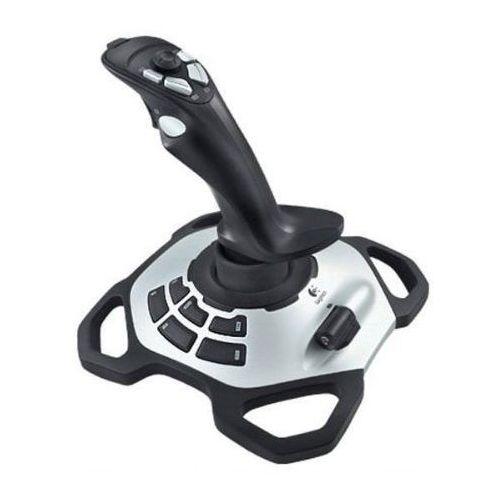 Logitech extreme 3d pro joystick pc (7426044343300)