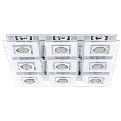 Eglo 92877 - LED plafon CABO 9xGU10/3W/230V (9002759928773)