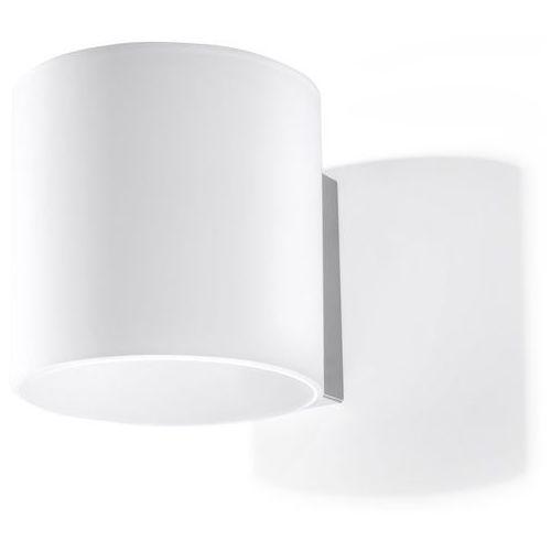 Sollux Vici SL.0211 Kinkiet lampa ścienna 1x40W G9 biały >>> RABATUJEMY do 20% KAŻDE zamówienie!!!, SL.0211