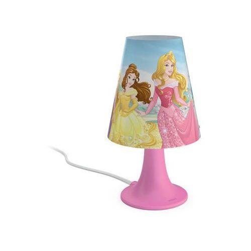 Philips 71795/28/16 - Lampa stołowa dla dzieci DISNEY PRINCESS LED/2,3W/230V (8718696130377)