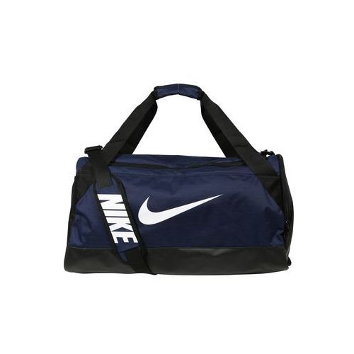 Nike Performance BRASILIA Torba sportowa midnight navy/black/white