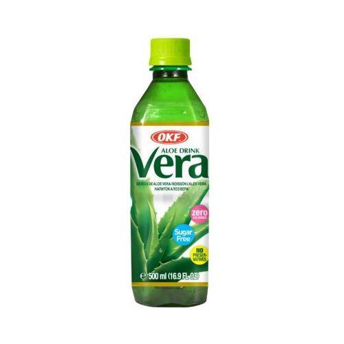 OKF 500ml Aloe Vera Drink Napój aloesowy bez cukru