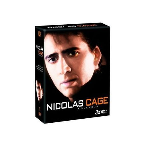 Gwiazdy kina Nicholas Cage: Szyfry wojny, Pocałunek śmierci, Wpływ księżyca (3xDVD) - Norman Jewison, Barbet Schroeder, John Woo - sprawdź w wybranym sklepie