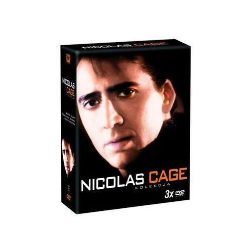Gwiazdy kina Nicholas Cage: Szyfry wojny, Pocałunek śmierci, Wpływ księżyca (3xDVD) - Norman Jewison, Barbet Schroeder, John Woo