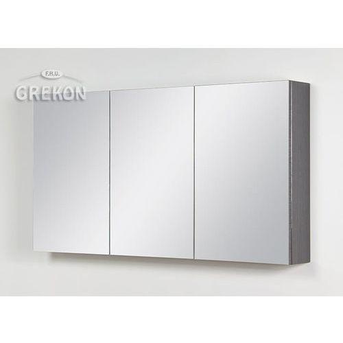 Gante Szafka wisząca z lustrem 120x65 seria fokus fino