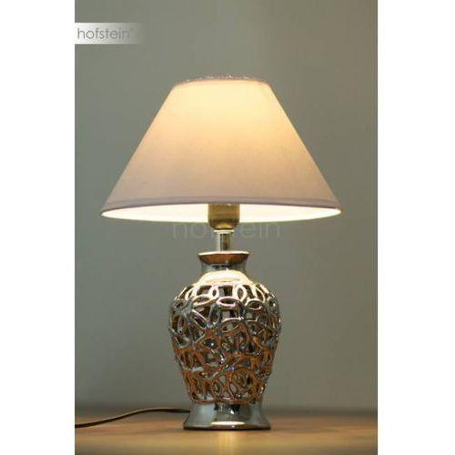 Honsel coco lampa stołowa chrom, 1-punktowy marki Oświetlenie honsel