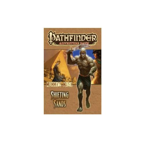 Pathfinder Adventure Path: Mummy's Mask Part 3 - Shifting Sa