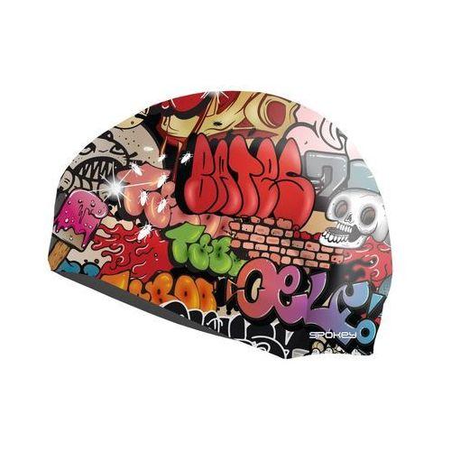 Spokey stylo - czepek pływacki - mix kolorów (5901180392372)