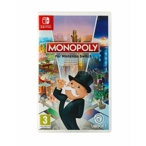 Monopoly (nintendo switch) // wysyłka 24h // dostawa także w weekend! // tel. 696 299 850 marki Ubisoft