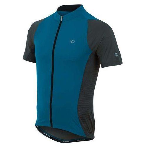 Pearl Izumi Elite Semi Form - męska koszulka rowerowa (niebiesko-szary)