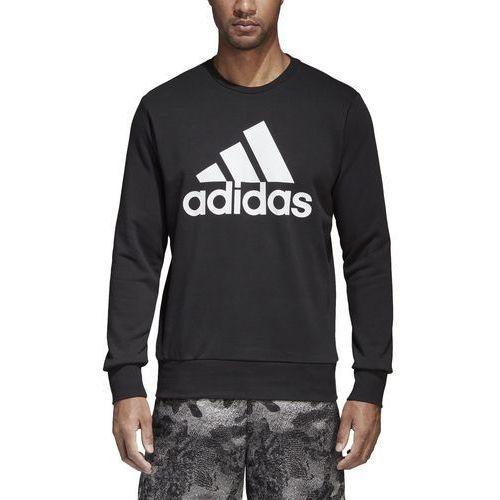 Bluza z okrągłym dekoltem adidas CD6275, bawełna