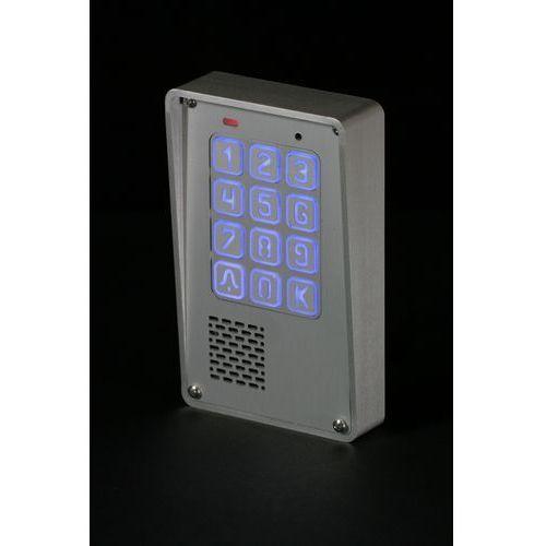 Cyfrowy domofon jednorodzinny z szyfratorem kec-1p gd36 nt mini marki Radbit