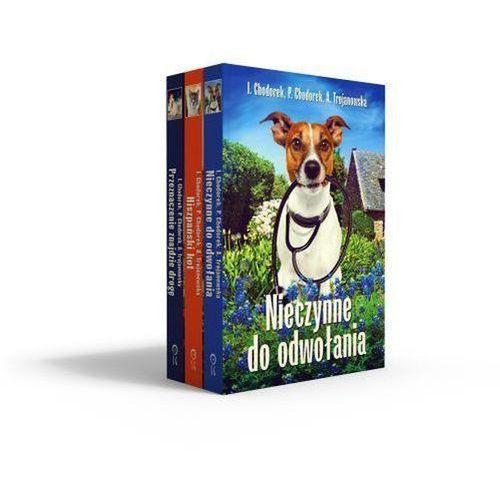 Psy, koty i weterynarz Pakiet - Jeśli zamówisz do 14:00, wyślemy tego samego dnia. Darmowa dostawa, już od 99,99 zł. (9788364312632) - OKAZJE