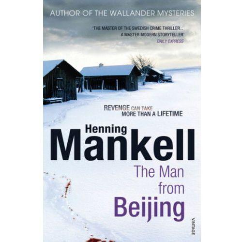 The Man From Beijing. Der Chinese, englische Ausgabe