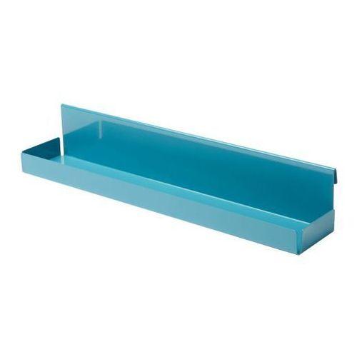 Cooke&lewis Półka metalowa amantea niebieska (3663602674788)