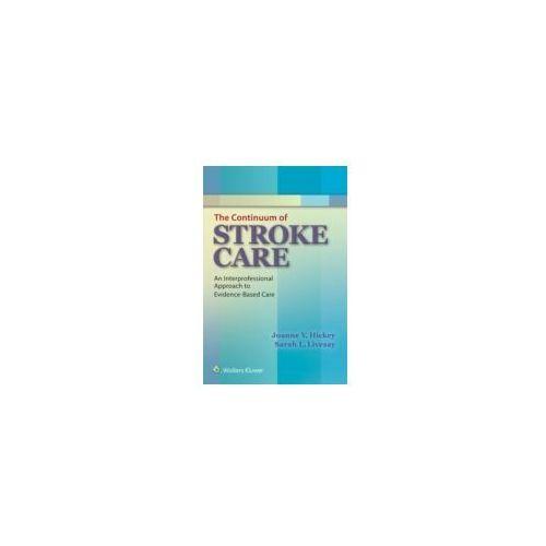 Continuum of Stroke Care (9781451193466)