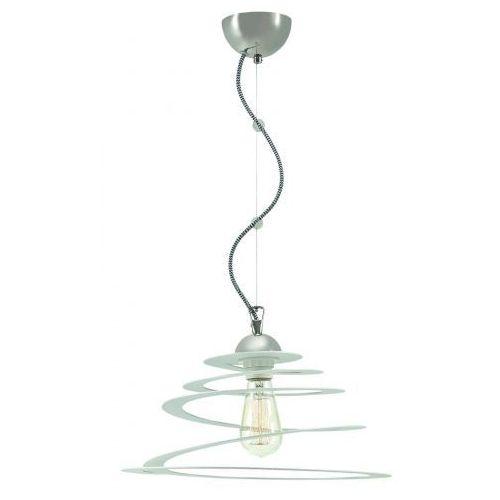 Lampa wiszaca Orbita 1 biala Producent Lampex (5902622106489)