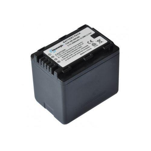 Akumulator vw-vbk360 do panasonic hc-v500 hc-v500m hc-v600 hc-v600m od producenta Fotoenergia