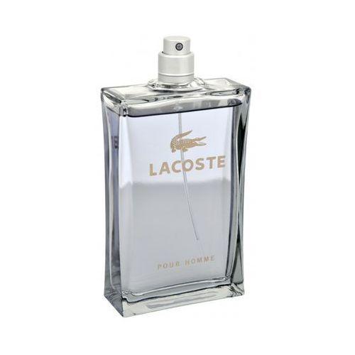 Lacoste lacoste pour homme, woda toaletowa – tester, 100ml
