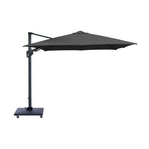 Parasol ogrodowy verano 3 x 3 m antracytowy marki Patio