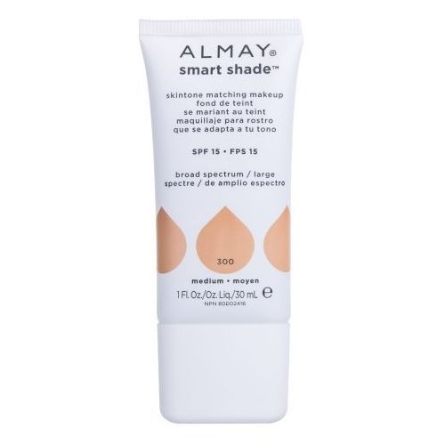 Almay  smart shade matching makeup spf15 30ml w podkład 300 medium