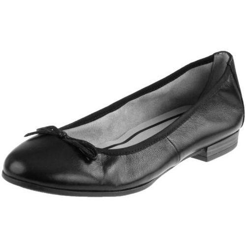 Balerinki  22116 - czarne marki Tamaris